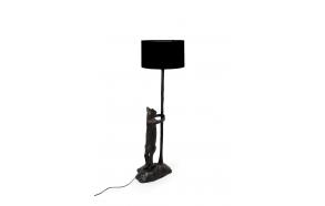 No Girlfriend No Problem Floor Lamp