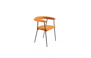 Armchair Haily Light Orange