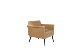 Lounge Chair Sir William Vintage Camel