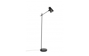 Floor Lamp Fokus Black