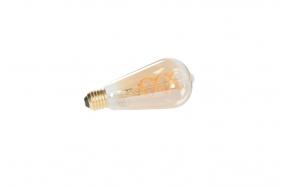 Bulb Drop Gold