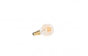 Bulb E14 Gold