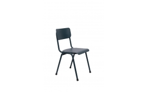 Chair Back To School Outdoor Grey Blue