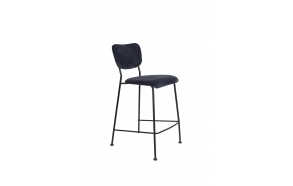 Counter Stool Benson Dark Blue