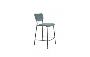 Counter Stool Benson Grey Blue