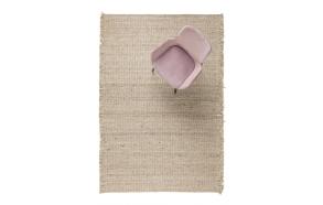 Carpet Frills 170X240 Beige/Yellow