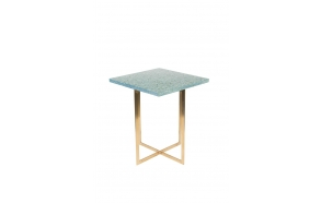Side Table Luigi Square Green