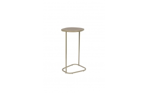 Side Table Moondrop Single Clay