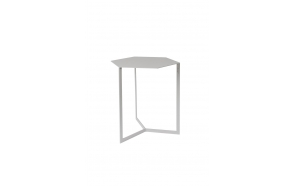 Side Table Matrix Light Grey
