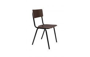 Chair Back To School Matte Brown