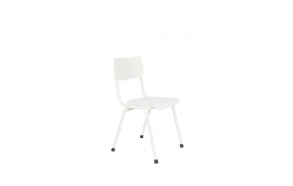 Chair Back To School Outdoor White