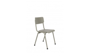 Chair Back To School Outdoor Moss Grey