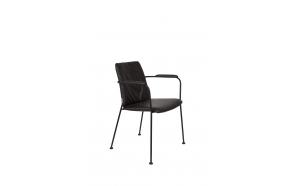 käetugedega tool Fab Black