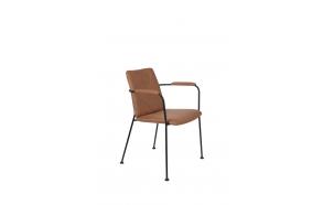 käetugedega tool Fab Brown