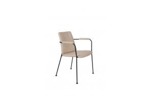 käetugedega tool Fab Beige