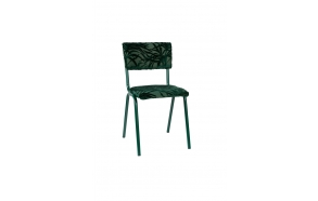 Chair Back To Miami Palm Tree Green