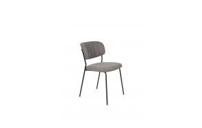 Chair Jolien Black/Grey