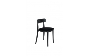 Chair Brandon Black/Black