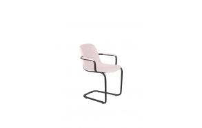Armchair Thirsty Soft Pink