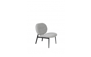 Lounge Chair Spike Grey