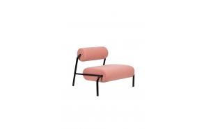 Lounge Chair Lekima Pink