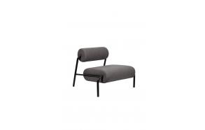 Lounge Chair Lekima Dark Grey