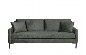 Sofa Houda 3 Seater Forest