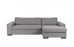 Sofa Fiep Right Grey