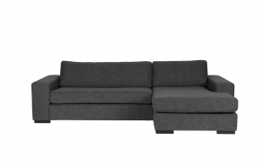 Sofa Fiep Right Anthracite