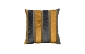 Pillow Scott Yellow/Grey