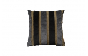 Pillow Scott Black/Grey