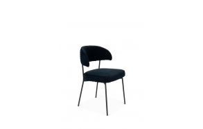 The Winner Takes It All Chair Dark Blue