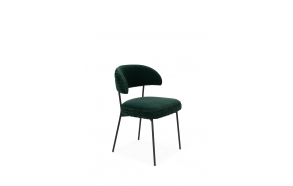 The Winner Takes It All Chair Dark Green