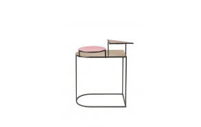 Act Ironic Side Table
