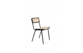 Chair Jort Black/Natural