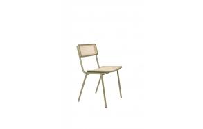 Chair Jort Green/Natural
