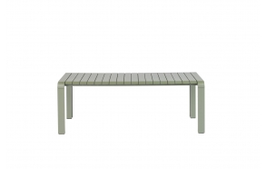 Garden Bench Vondel 129,5X45 Green