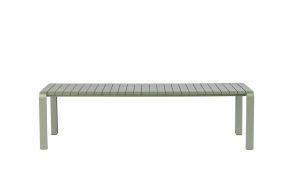 Garden Bench Vondel 175X45 Green