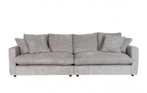 Diivan Sense 3-Seater Light Grey Soft