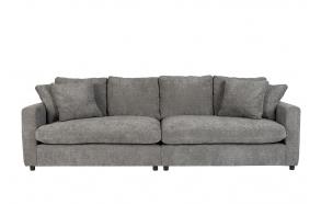 Diivan Sense 3-Seater Grey Soft