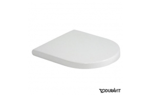 Duravit Starck 3 toilet seat with soft-close