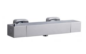 Rombo thermostatic shower mixer, chrome