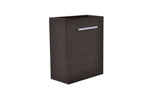 cabinet under washbasin 40x21x50 cm, brown