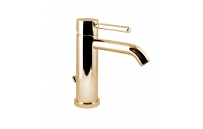 basin mixer Form A, gold finish