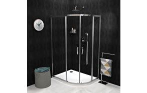 SIGMA SIMPLY Quadrant Shower Enclosure 1200x900mm, R550, clear glass