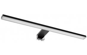 ESTHER 2 LED valgusti, 6W, 500x14x107mm, must