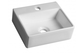 ceramic washbasin Giulia, 33x29 cm