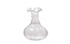 "2-1/4""H Glass Vase"