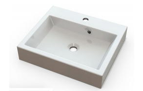 ORINOKO Cultured MarbleWashbasin 50x10x42cm