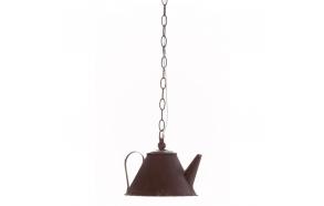 metal vintage ceiling lamp Teekanne